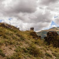 Родовые развалины Северной Осетии :: ФотоЛюбка *