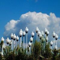 фонари под облаком :: Александр Прокудин