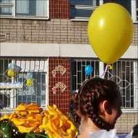 В жёлтых тонах :: Нина Корешкова