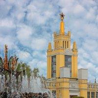 "Из альбома ""Архитектура Москвы"" :: Laborant Григоров"