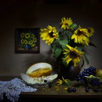 Яркий сентябрь... :: Валентина Колова