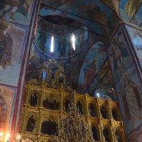 внутри Успенского собора :: Галина R...
