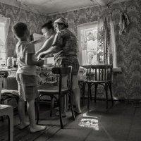 Сначала- суп…Без разговоров… :: Ирина Данилова