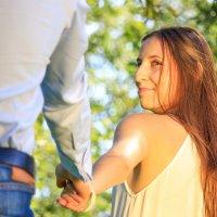 Love story :: Елена Скутина