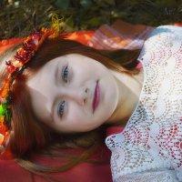 Девочка осень :: Ксения