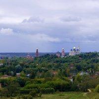 г.Болхов вид на храмы :: Елена Кирьянова