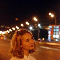 ночной город :: Наталья Рогалёва