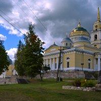 Собор во имя Богоявления Господня :: Валентина Папилова