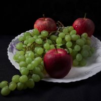 Красное и зеленое :: Иван Лазаренко