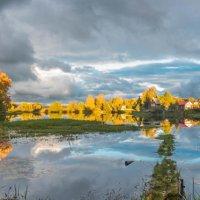 Закатное солнышко :: Борис Устюжанин