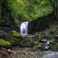 водопад «Дикая пасть» :: Mikhail