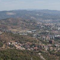Испания, Барселона,  гора Тибидабо :: Наталья Щепетнова