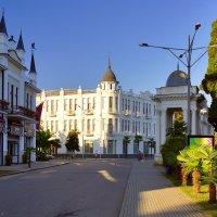 Набережная Махаджиров в Сухум :: Денис Кораблёв