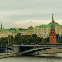 Москва :: Елена Скутина