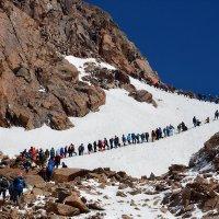 Альпиниада - выше 4000 м :: Горный турист Иван Иванов
