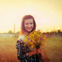 Тренировалась в фотошопе :: Anna Enikeeva