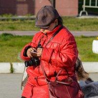 Уставший Фотограф :: Олег Кулябин