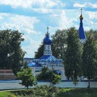 Успенский монастырь в Орше, церковь Ильи Пророка :: Владимир