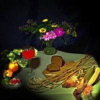 Хлеб нового урожая :: Дубовцев Евгений