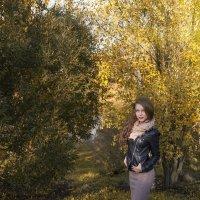 Осень без бабьего лета :: Женя Рыжов