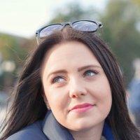 Случайный уличный портрет :: Андрей Майоров