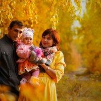 Осенняя съёмка :: Егор Сульженко