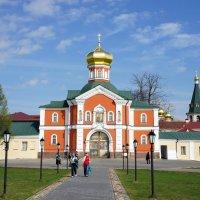 Валдайский Иверский Святоозерский Богородицкий мужской монастырь :: Елена Смолова