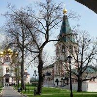 Иверский монастырь :: Елена Павлова (Смолова)