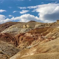 Горный Алтай Марс 1 :: Александр Скалозубов