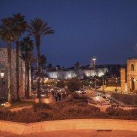Ночной пейзаж Иерусалима. :: Alla