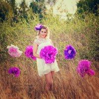 В продолжение лета.... :: Ксения Довгопол