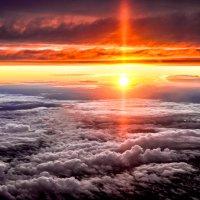 Между облаков :: Oleg