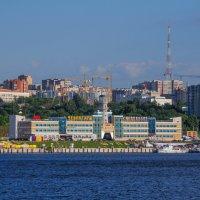 Порт города Чебоксары :: Сергей Тагиров