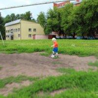 Спорт я с детства уважаю, чемпионом стать мечтаю!!! :: Ирина Марчукова