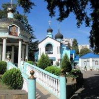 Адлер. Православный храм :: Нина Бутко