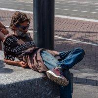 Присел отдохнуть! :: Witalij Loewin