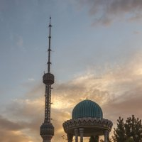 Мемориал памяти жертв репрессий в Ташкенте. :: Татьяна