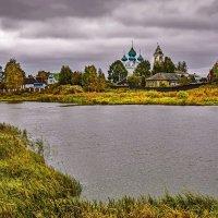 Осенний пейзаж. :: Алла ************