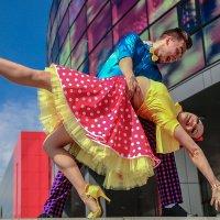 Танцующий город Фотопроект :: Наташа Агафонова