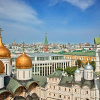 Welcome to Moscow :: Alexander Asedach