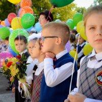 Первый раз в первый класс :: Юлия Евсейко