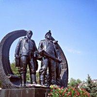 Мемориал Шахтерам :: Герман
