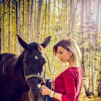 Осенняя прогулка :: Алёна Белицкая