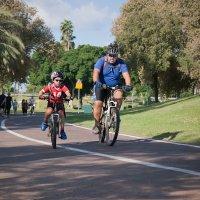 Велопрогулка в выходной :: Lmark