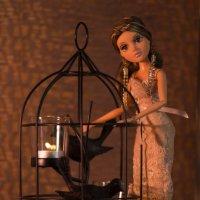 Любимая кукла :: Элен Шендо