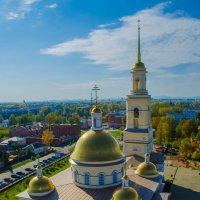 Преображенский собор :: Макс Ustyansev