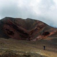 Наедине с вулканом.. :: Виктор Льготин
