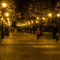 Вечер в Уфе :: Георгий Морозов