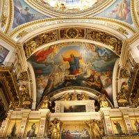 Росписи в Исаакиевском соборе. :: Сергей