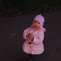 Девочке год и два месяца (так сказал ее прадедушка) :: Андрей Лукьянов